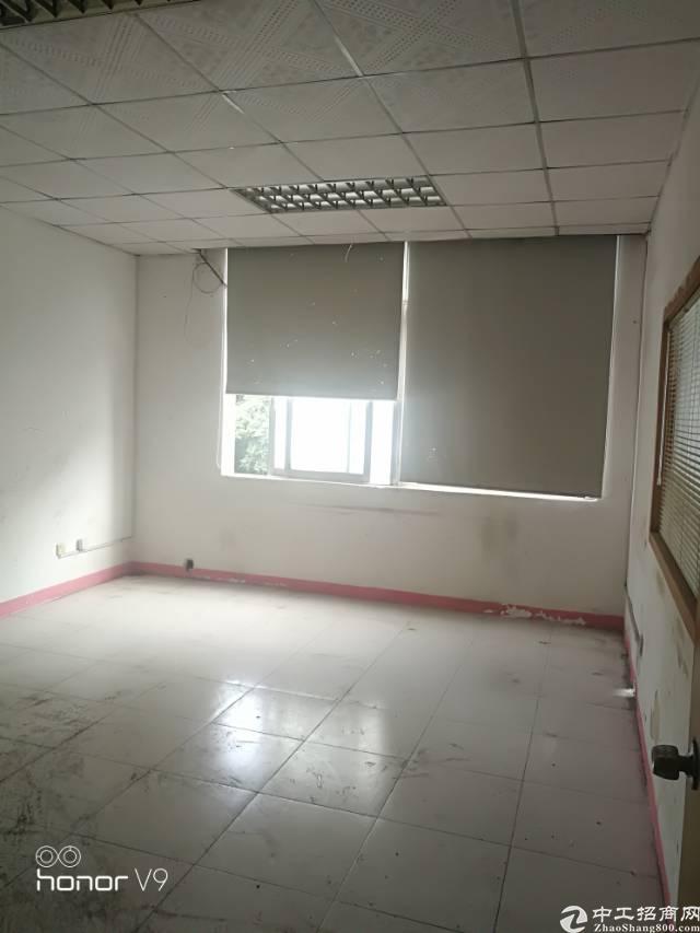 福永怀德新出楼上1800平米花园式厂房