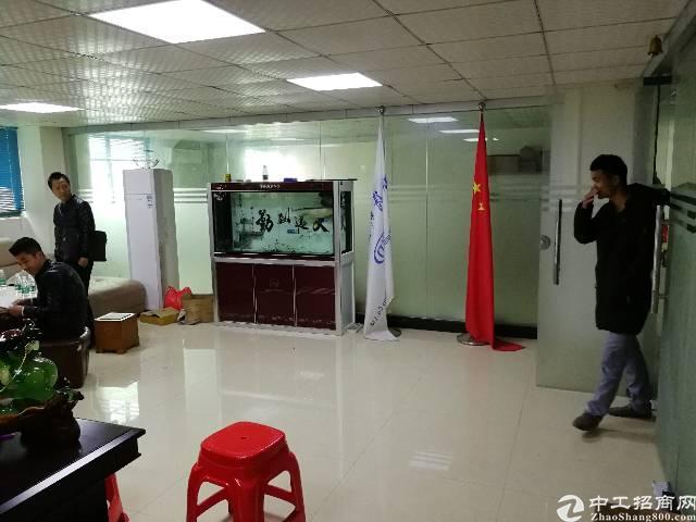 福永桥头新出800平豪华装修厂房