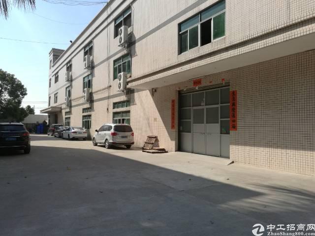 万江共联1-3层独院厂房,厂房5000平米,宿舍1200平米