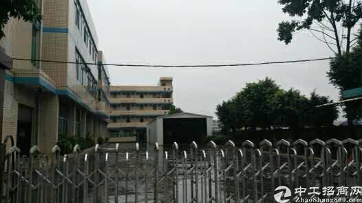 平湖富民工业区村委独院厂房6400平方米出租