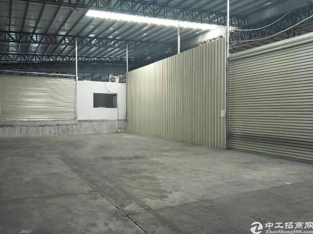 高埗镇工业园区内独栋单一层小厂房出租-图3