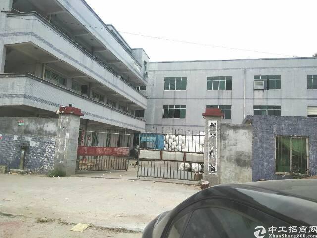 惠阳秋长新出标准独门独院厂房4680平