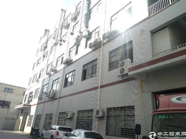 虎门镇怀德新出楼上500平精装修厂房