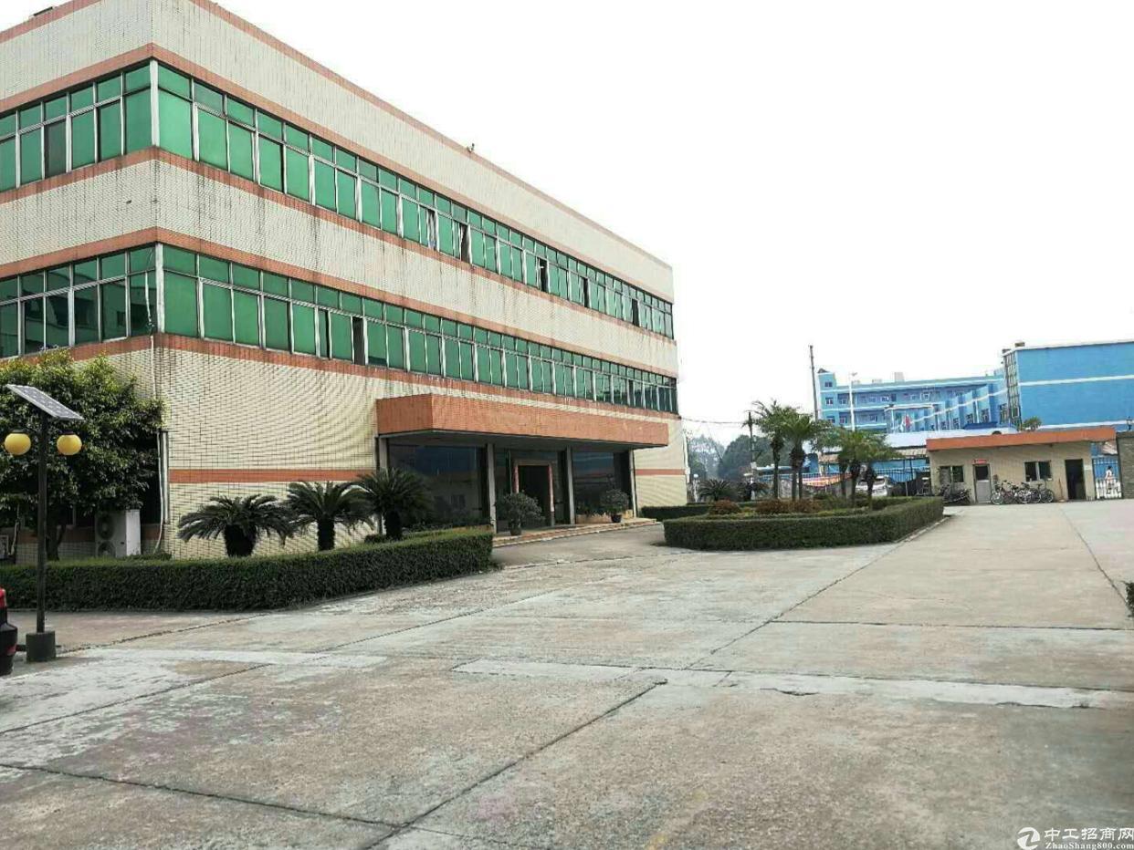 横沥三江附近出租房产证厂房5万平方
