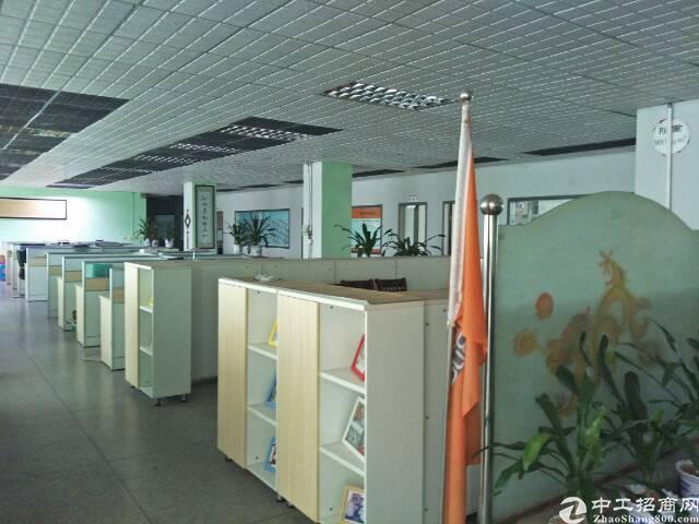 清湖地铁口、精装1500平米、二楼招租