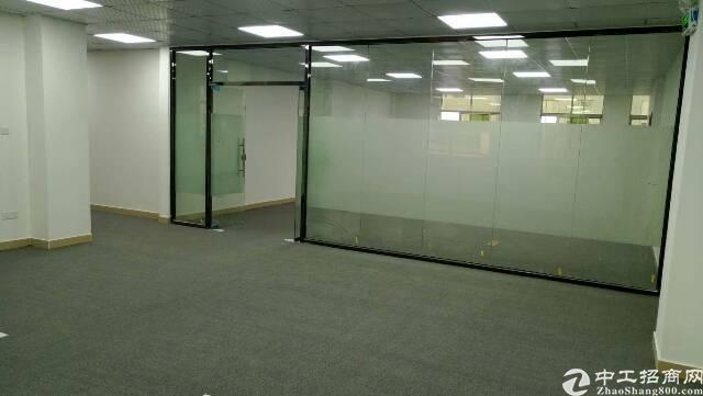 龙华油松兴龙富电商园新出楼上精装修700平