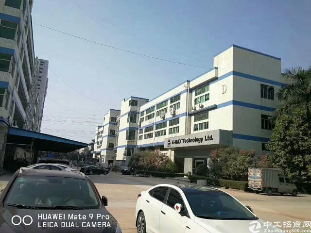 沙井共和新出独院三层12500平方带装修出租