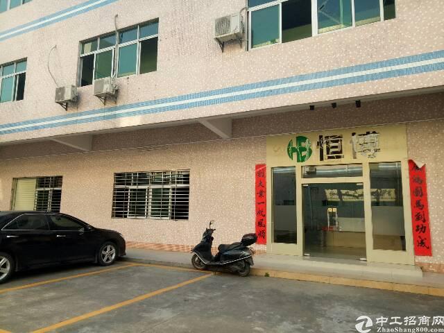 虎门镇大宁一楼二楼每层1000平方出租带现成装修水电齐全