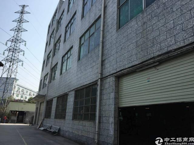 龙岗独院11000平米独院厂房出租