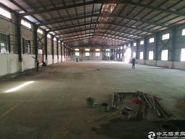 东深路成熟工业园钢构招租