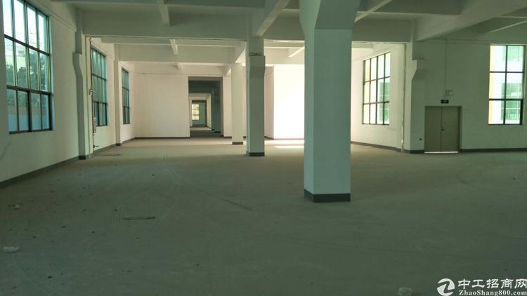 坑梓沙田工业区新出楼上500平厂房招租