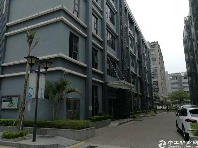 宝安区福永大道20800大型工业园红本厂房出租
