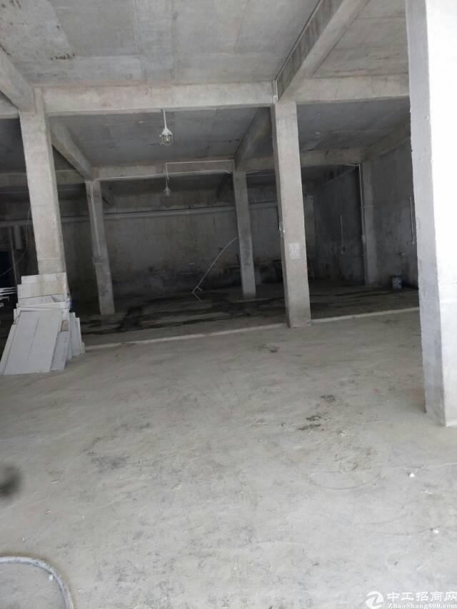 (招租)横岗六约牛始埔一楼厂房680平方出租