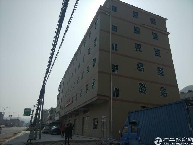 惠阳新圩塘吓独栋厂房3900平米招租