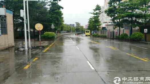 平湖富民工业区村委独院厂房6400平方米出租-图5