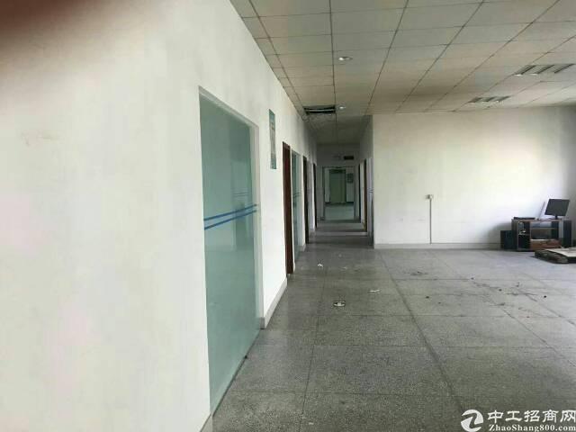 横岗沙荷路边独院厂房5500平方米招租