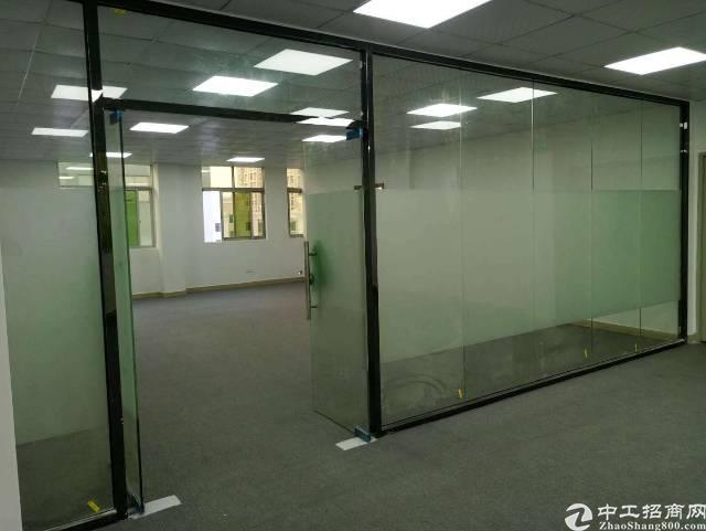 龙华油松精装修整层面积770平厂房出租-图5