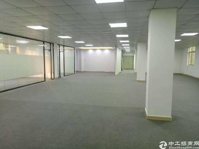 龙华油松精装修整层面积770平厂房出租-图2