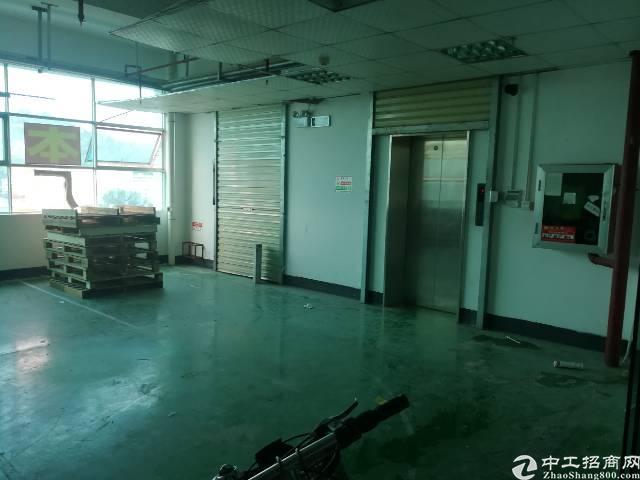 西丽南光高速附近红本厂房楼上3000平方