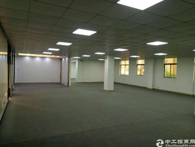 龙华油松精装修整层面积770平厂房出租