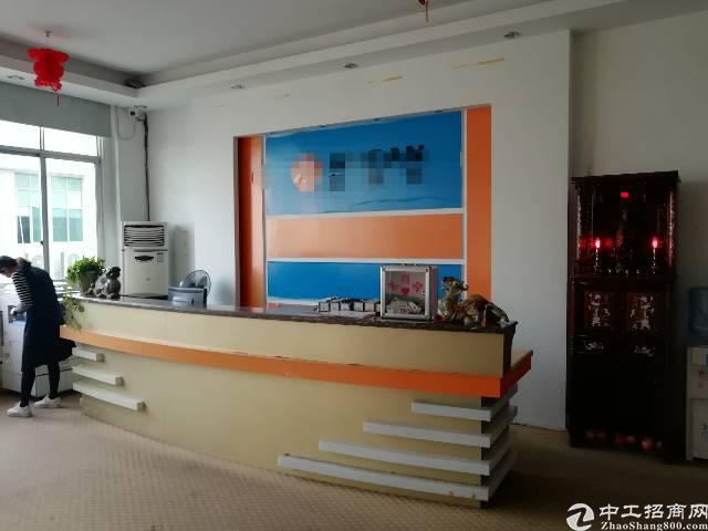 龙华大浪华荣路原房东厂房带红本豪华装修2050平