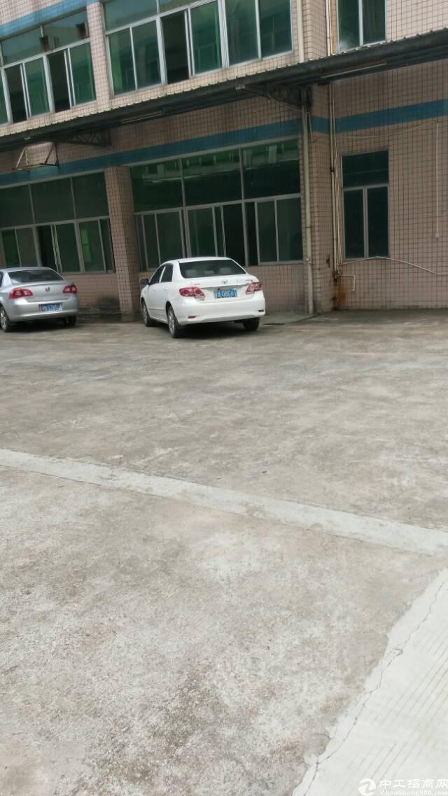 平湖山厦罗山工业区带牛角一楼6米高2000平方米出租