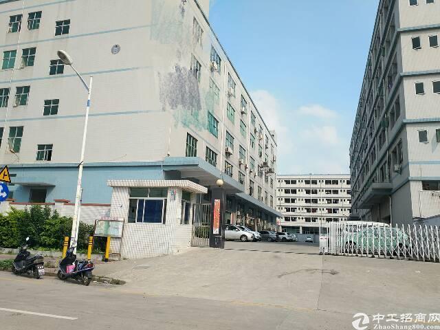 公明原房东厂房1-5层17500平方米独院