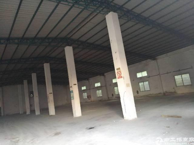 龙岗同乐钢结构厂房850平米出租