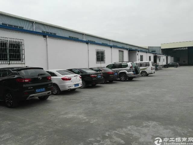 高埗镇工业园区内独栋单一层小厂房出租