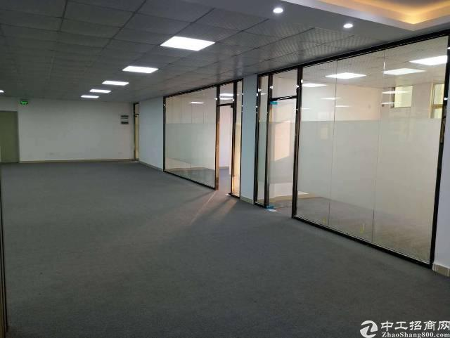龙华油松精装修整层面积770平厂房出租-图4