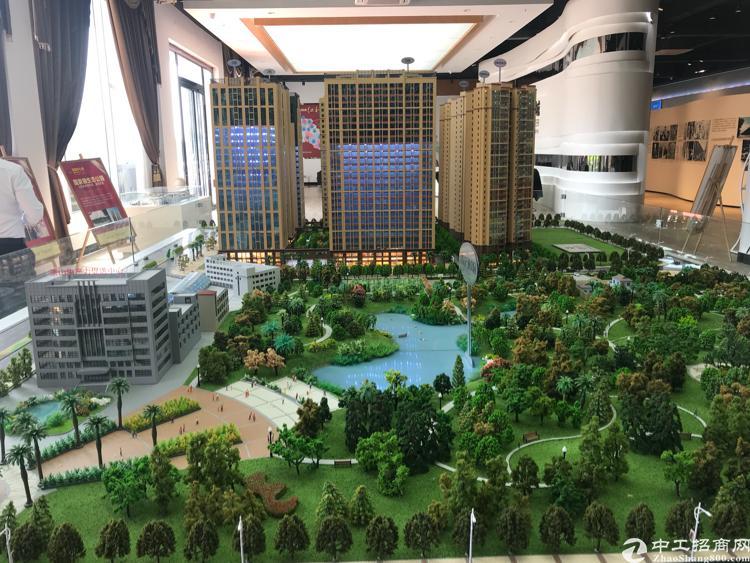 松山湖北区独立产权红本厂房分割500平出售