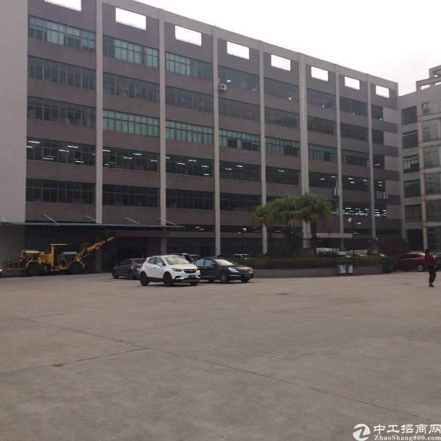 深圳市光明新区新出国有证房产证52000平米