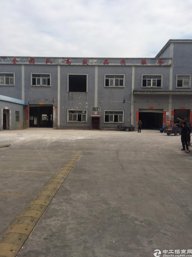 企石镇标准独院厂房出租三层5400平方-图2