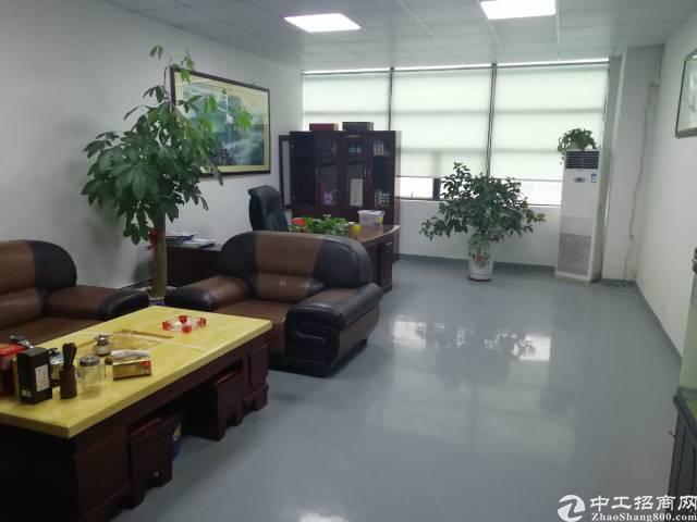 公明镇李松朗新出楼上480平方带精装修招租-图3
