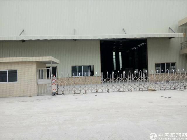 横沥新出原房东独院单一层1300平方厂房