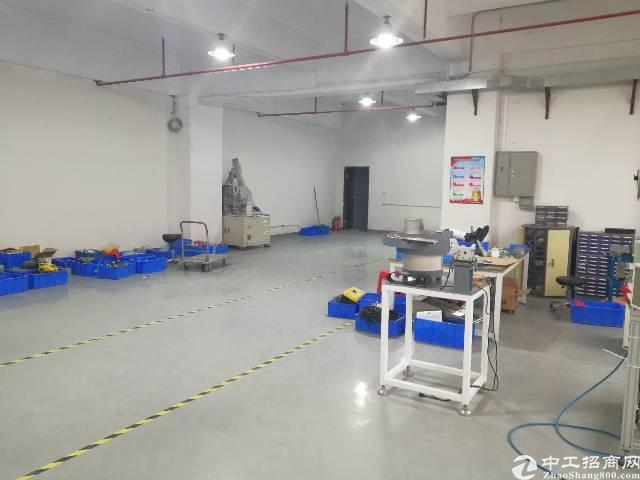 公明镇李松朗新出楼上480平方带精装修招租-图6