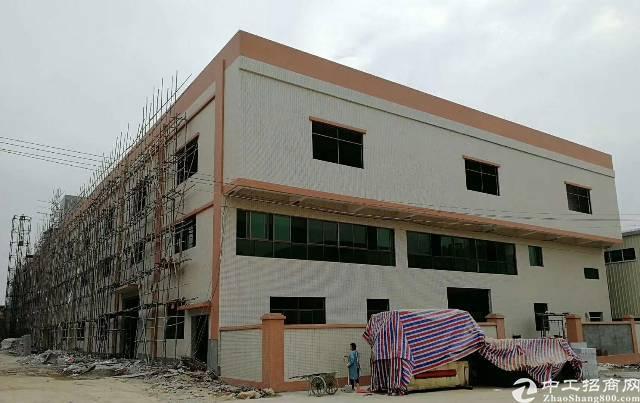 虎门镇在建全新标准厂房两层独院3000平方,原房东出租