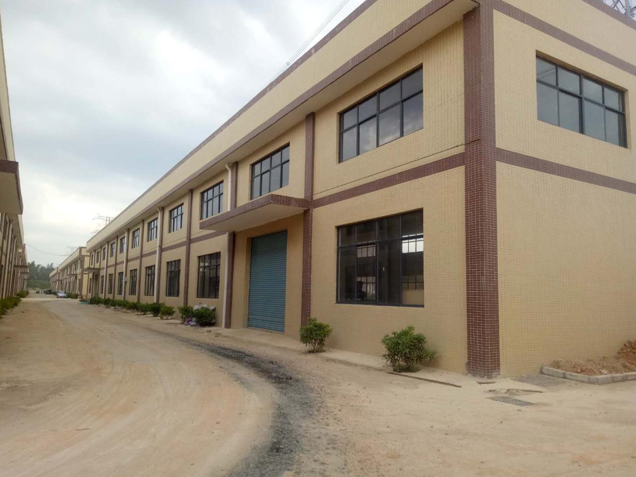 惠阳沙田工业园内全新厂房带喷淋厂房3200平方出租