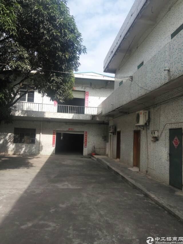 黄江镇靠公常路经典小独院厂房招租
