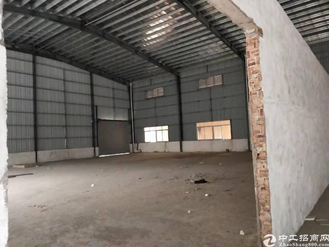 新出单一层独院可分租 可整6000平方