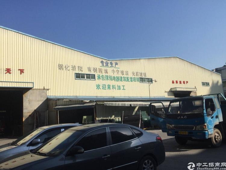 坂田扬美地铁口独门独院钢结构