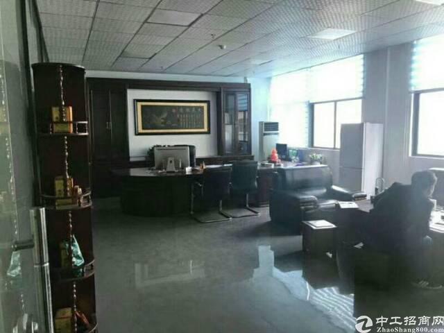坪山六联社区现成装修一楼495平,免转让费