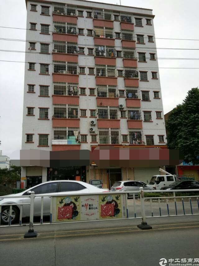 东莞市塘厦镇大马路边商业楼出售