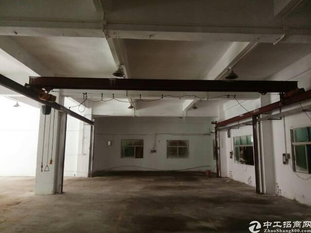 黄江镇中心标准一楼带行车