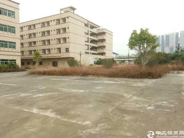 清溪镇新出独栋厂房8600平方一楼高6.5米-图6