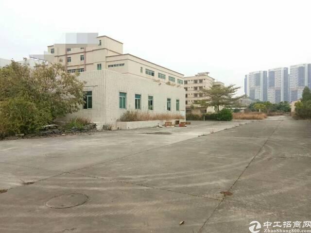 清溪镇新出独栋厂房8600平方一楼高6.5米-图2