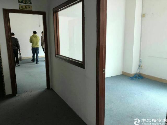出租福永和平重庆路边工业区500平米带精装修厂房-图4