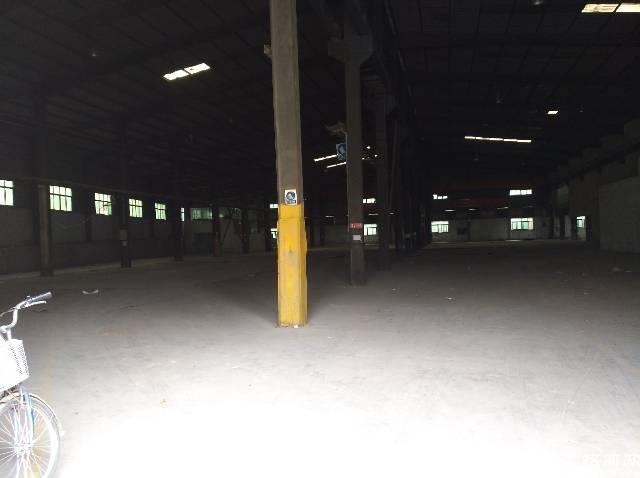 坂田杨美地铁站附近新出独门独院10000平米钢构厂房