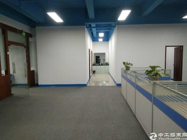 龙华新区清湖地铁口信息科技产业园1000平米厂房出租