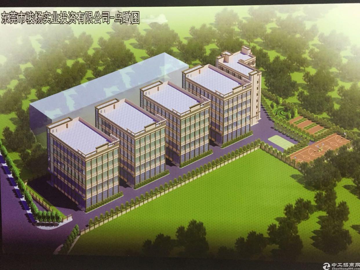 东莞市新出独院5层全新厂房8700平方